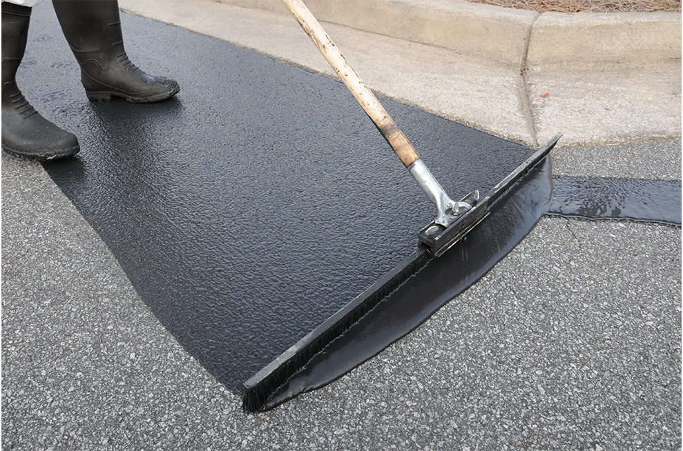 Sealcoating Facts and What You Should Know- Action Asphalt, LLC